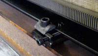 Liner-Guiderail Bolts