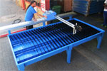 CNC Plasma Table Pictures