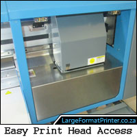 Easy Printing-Head Access
