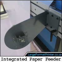 Integrated Paper Feeder