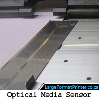 Optical Media Sensor