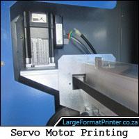 Servo Motor Printing