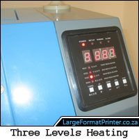 Three Levels Heating