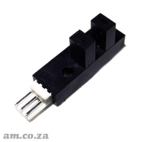 Non-Contact Optical Sensor Transmissive Photointerrupters for CNC Automation Position Detection