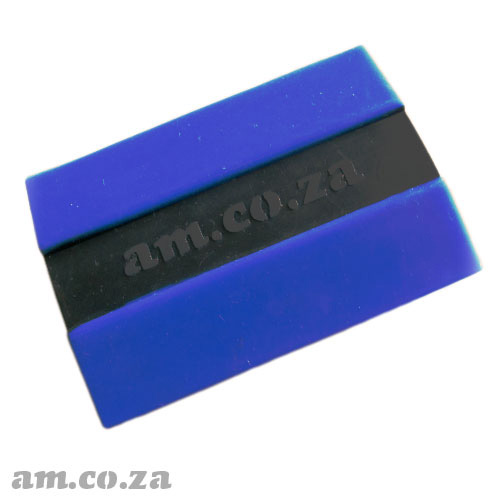 Silicone Rubber Squeegee for Vinyl Application