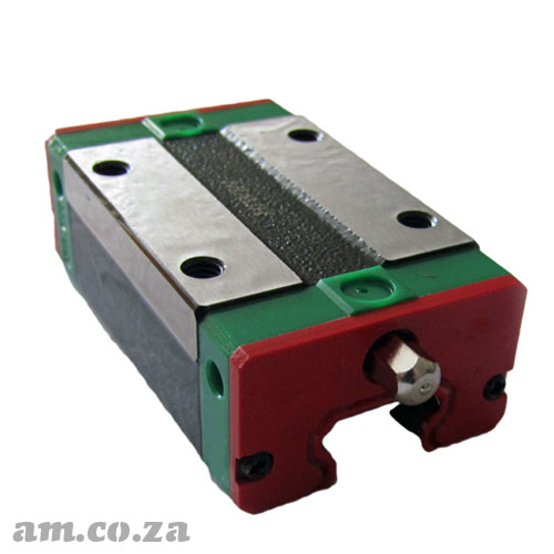HiWin QEH15 Series Flat Type Rail Square Linear Guideway Carriage