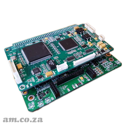 Print Head Carriage Control Board Set for AM.CO.ZA FastCOLOUR™ Large Format Printer