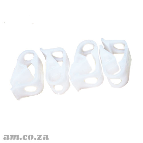 A Set of 4 Clip-Close Ink Stopper for Bulk Ink System Ink Tubing of FastCOLOUR™ Printer