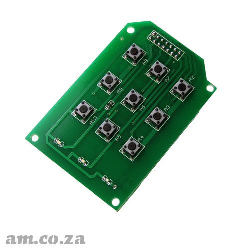 Control Panel Printed Circuit Board for V-Series™ Vinyl Cutter