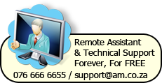 Free Remote Assistance