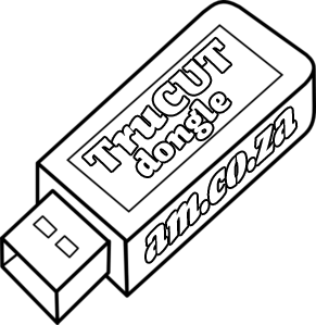 TruCUT Software Dongle