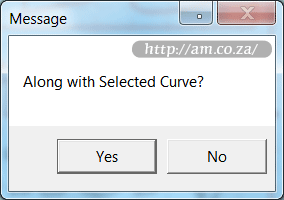 Align Text on Curve