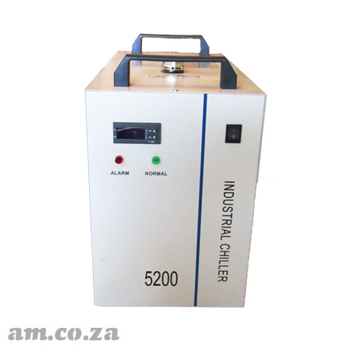 Generic AM-5200 1400W Refrigeration Water Chiller with Air Compressor
