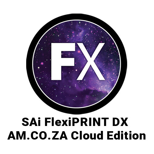 SAi FlexiPRINT™ DX 19 AM.CO.ZA Cloud Edition RIP Software (Single Printhead) Activation Code, Support Windows 7+