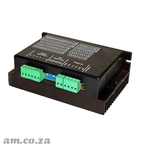 220V AC Input Single-Phase Medium Capacity Microstepping Motor Driver ( Controller ) for 86/450 Series Stepper Motor