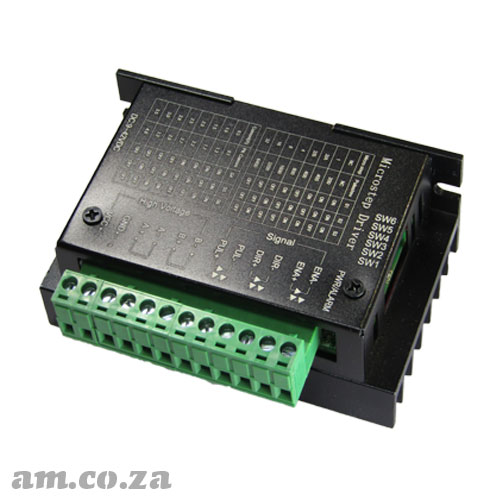DC 9-42VDC Input Single-Phase Small Capacity 3.5A Microstepping Motor Driver ( Controller )