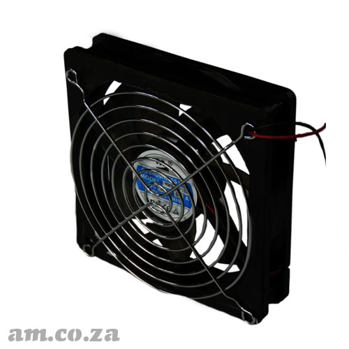 220V ~20W Φ120mm General Purpose AC Axial Fan for Ventilation and Extraction