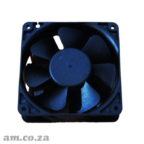 12V DC Φ120mm General Purpose Axial Fan for Ventilation and Extraction