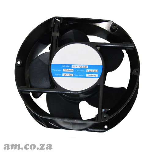 220V ~40W Φ150mm General Purpose AC Axial Fan for Ventilation and Extraction