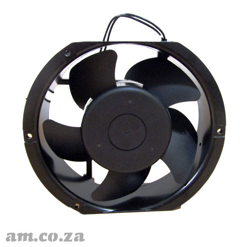 220V ~40W Φ170mm General Purpose Steel AC Axial Fan for Ventilation and Extraction