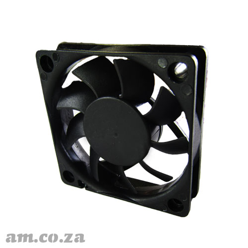 220V ~10W Φ60mm General Purpose AC Axial Fan for Ventilation and Extraction
