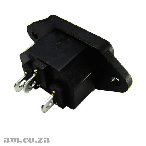 Generic 220V Power Inlet 3 PIN
