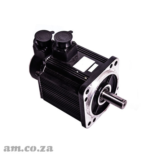 1kW Medium Capacity Brushless Servo Motor, 1500 RPM, AC 3-Phase