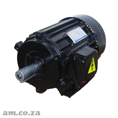 3kW Motor for Dust Collector and Vacuum Pump, 220V (Need Extra Capacitor) or 380V (Native)