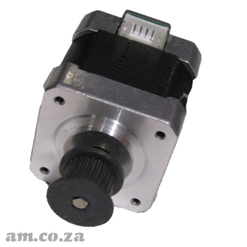 42HS Series Single Phase 6 Leads Plug Stepper Motor with 1.8° Step Angle