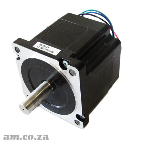 86 Series 450A 1.8° High-Torque Hybrid Stepper Motor