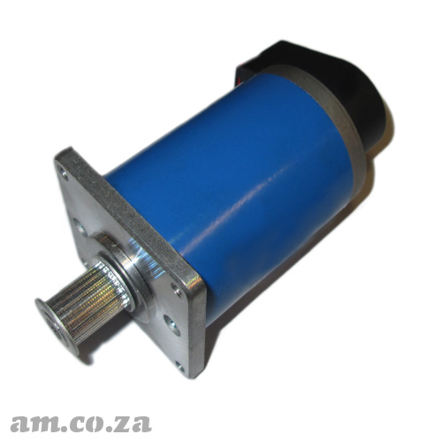 Permanent Magnet 24V DC Servo Motor 45SY001B-3 with 3000 Revolution per Minute