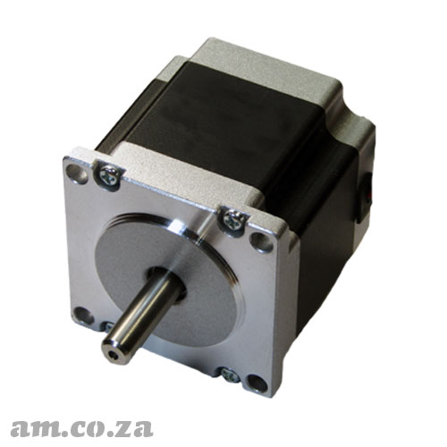 57 Series Single Phase 4 Leads Hybrid Stepper Motor with 1.8° Step Angle