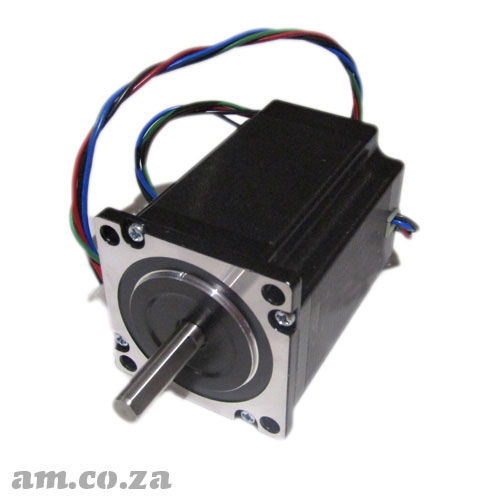 57 Series Single Phase 4 Leads High-Torque Hybrid Stepper Motor with 1.8° Step Angle