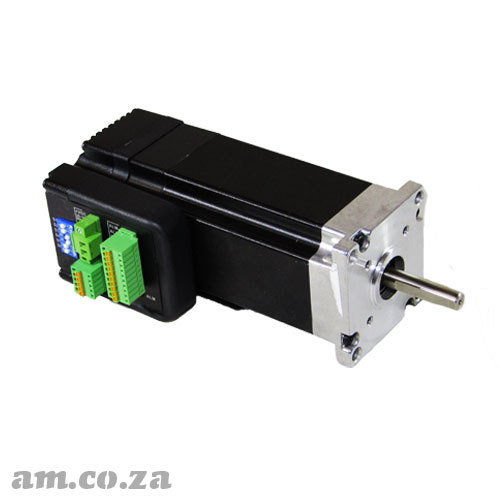 57 Series Integrated High-Torque Servo Motor with Building Motor, Encoder, and iHSV57 Servo Drive