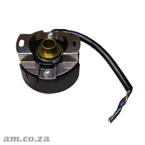 Optical Servo Motor Encoder TS:5667 N:2305 SN:A08814
