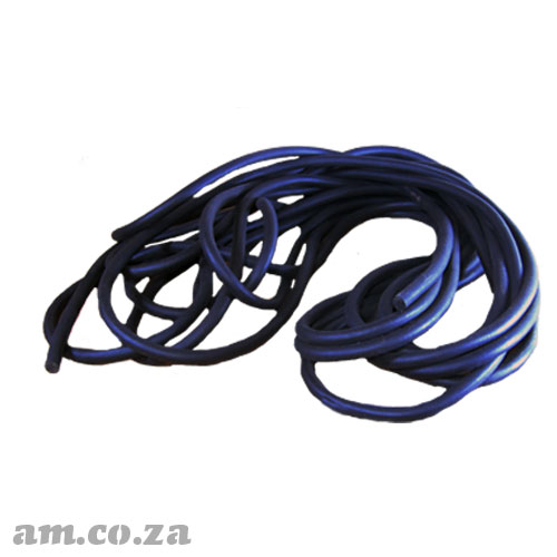 8mm Diameter Rubber Form Sealing Cord for Vacuum Table, Per 10 Metres