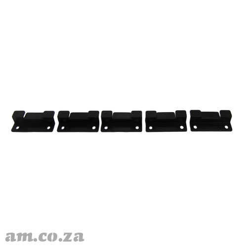 Five Pieces of Optical Coupling Grating Belt Holder with Mounting Holes for FastCOLOUR™ Printer