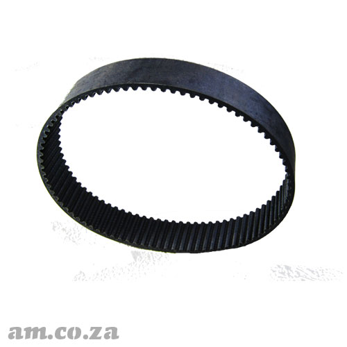252-3M Trapezoidal-Tooth Timing Belt, Closed-loop 3M Pitch Elastomeric Timing Belt 252mm Length, ~10/15mm Width for CNC Automation Machines