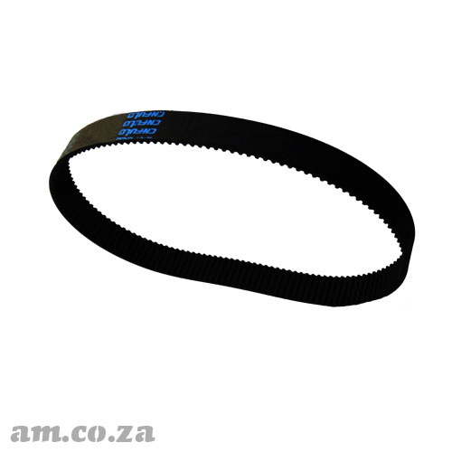 426-3M Trapezoidal-Tooth Timing Belt, Closed-loop 3M Pitch Elastomeric Timing Belt 426mm Length, ~10/15mm Width for CNC Automation Machines