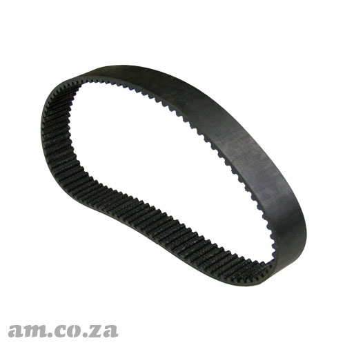 465-5M Trapezoidal-Tooth Timing Belt, Closed-loop 5M Pitch Elastomeric Timing Belt 465mm Length, ~15/20mm Width for CNC Automation Machines