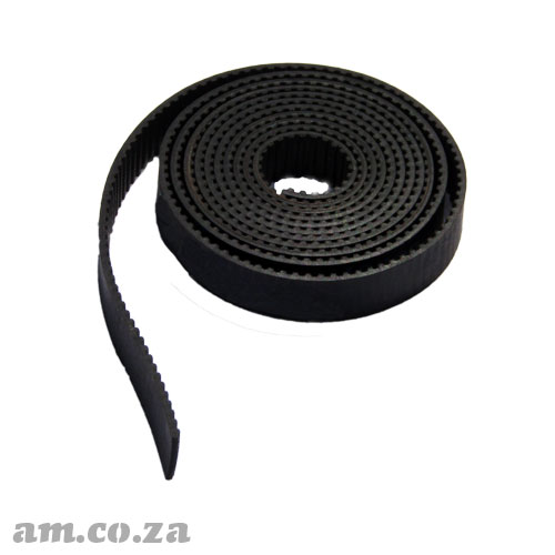 Open Ended Timing Belt MXL Pitch, about 10mm Width, Price Per Metre