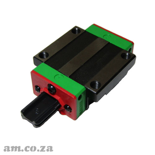 15mm Linear Guide Rail Runner Block HGW15CC for Light Load Industrial CNC Machine
