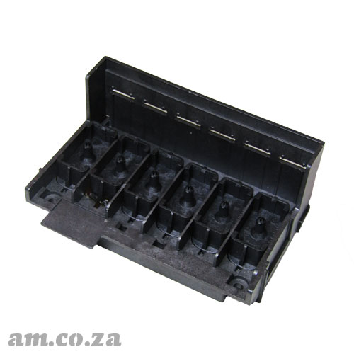 Solvent Ink Resistant Printhead Filter Cap Manifold Replacement for EPSON® XP600 Printhead