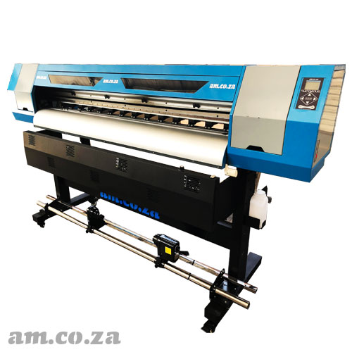 AM.CO.ZA FastCOLOUR™ Lite Structure 1800mm Printing Area Wide-Format Printer Barebone Unit