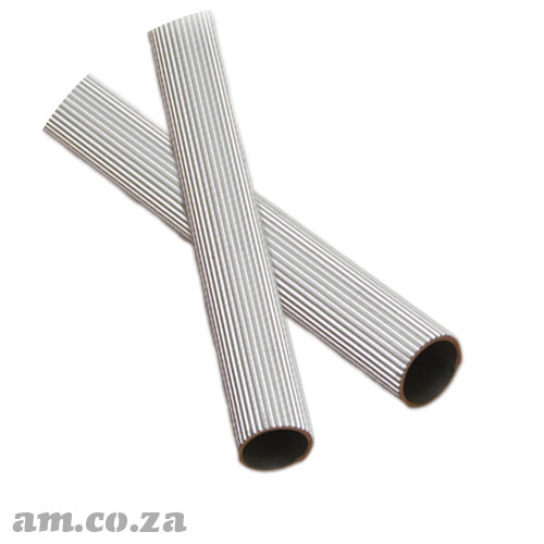 Pair of Two Aluminum Round Bars for Media Feeding Device of 1800/1860mm AM.CO.ZA FastCOLOUR™ Printer