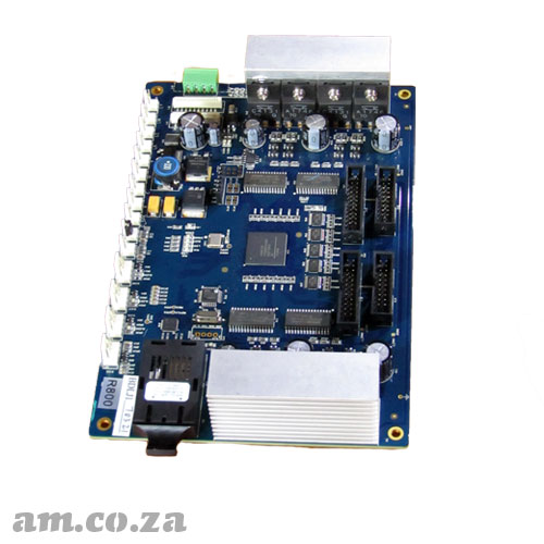 Dual Epson DX5 Print Head Carriage Control Board for AM.CO.ZA FastCOLOUR™ Printer