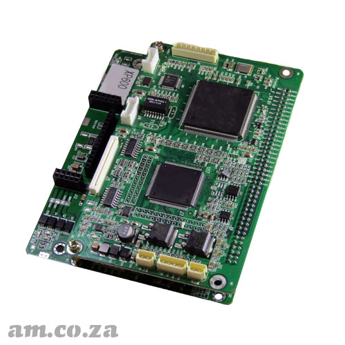 Epson XP600 Print Head Carriage Control Board Set for AM.CO.ZA FastCOLOUR™ Large Format Printer