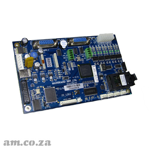 Dual Epson DX5 Printer Motion Control Motherboard for AM.CO.ZA FastCOLOUR™ Printer