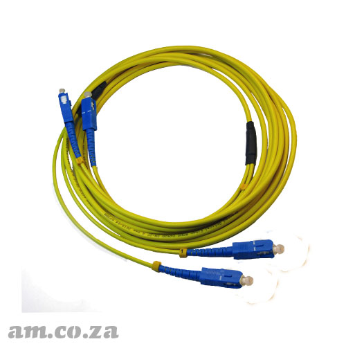 Fibre Data Cable, One Cable Two Cords Four Terminals for Dual Printhead FastCOLOUR™ Model