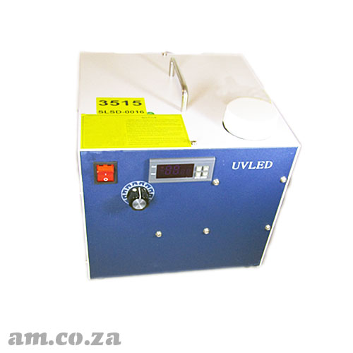 Water Chiller for LED-UV Lamp, with LED Signal Control